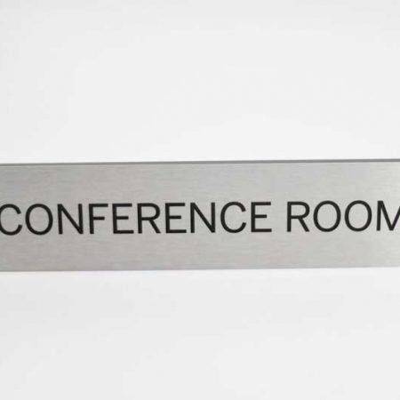Biển phòng hội nghị, phòng họp không viền Conference Room Sign