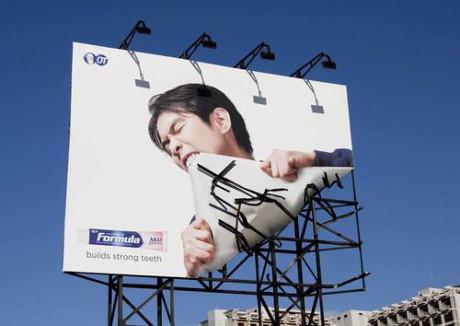 Biển quảng cáo ở các nước được quy định như thế nào?