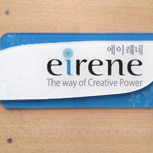Biển gắn cửa văn phòng Hàn Quốc