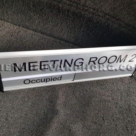 Biển trượt phòng họp