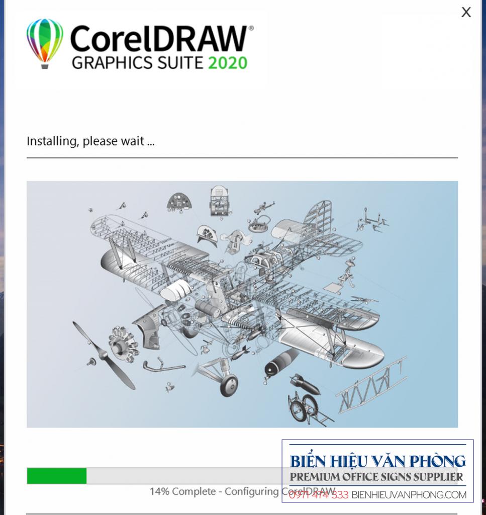 Hướng dẫn cài đặt CorelDRAW 2020