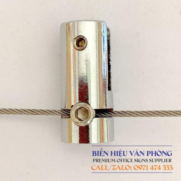 Bộ kit lắp sẵn dây treo biển, treo tranh, treo kính hai kiểu treo